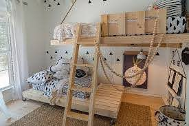 25 Space Savvy Small Kids Bedroom Solutions From Bunk Beds To Smart Shelves