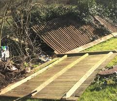Broken Fence Png Gp Garden Services