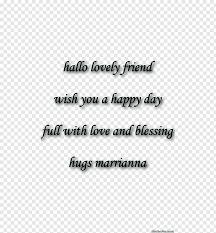 wish birthday happiness handwriting friendship text quote