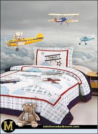 airplane theme bedroom aviation themed