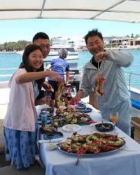 Wild Seafood Experience in Mandurah ...