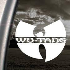 Wu Tang Clan Band Stickers Custom Sticker Shop