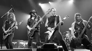 thrash metal heavy rock concert guitar