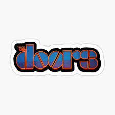 The Doors Stickers Redbubble