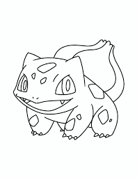 Eb05 Bulbasaur Coloring Pages Wiring Library