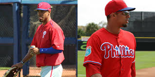 Nick Williams vs. Aaron Altherr: Who is projected to have better ...