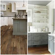6 gray shades for a kitchen that are
