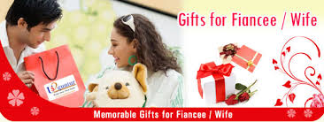 send surprise gifts for fiancee or wife