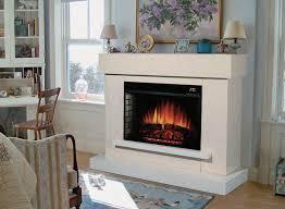 indoor electric fireplace heater