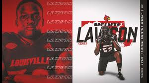 FB: National Signing Day - Tim Lawson Highlights - YouTube