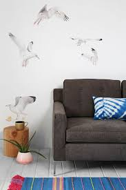 Walls Need Love Seagull Wall Decal Set Urban Outfitters