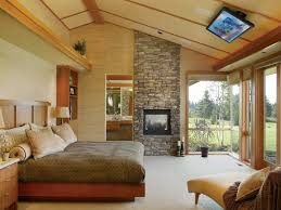 prairie style floor plan master bedroom