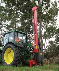 Forte Post Driver Agricultural Machinery Farming Equipment Fieldmaster