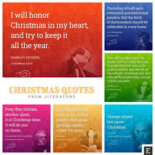 greatest christmas quotes from literature