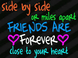 i saw this on zedge abd thought it wuz cute friends forever