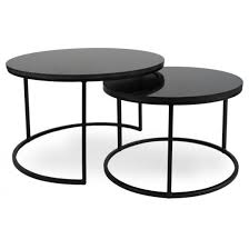 granite nesting coffee tables coffee