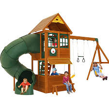 garden play equipment for all size