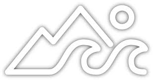Stickers Northwest Mountains Waves Sticker Rei Co Op
