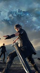 video game final fantasy xv 750x1334