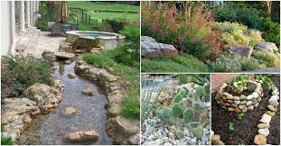10 gorgeous and easy diy rock gardens
