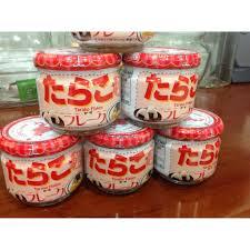 Trứng cá tuyết Tarako 50G nhật cho bé ăn dặm (date 2020)
