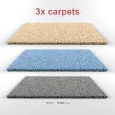 carpet 3d model cgstudio