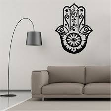 Aparts Yoga Wall Stickers Hamsa Hand Vin Buy Online In Antigua And Barbuda At Desertcart