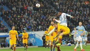 Spal-Roma 2-1: Ferrara diventa tabù