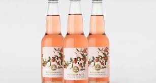 strongbow blossom rosé sparkling apple