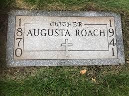 Mrs Augusta Becker Roach (1870-1941) - Find A Grave Memorial