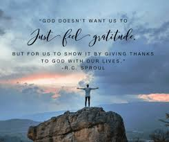 thanksgiving quotes from of the most influential church leaders