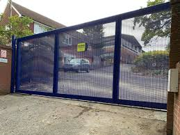 Bank House Electric Gates Posts Facebook