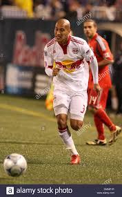 24 October 2009: New York Red Bulls #3 Carlos Johnson ..The New ...