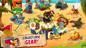 Download Angry Birds Epic APK MOD Unlimited Money v3.0.27463.4821
