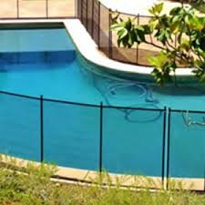 Pool Fence Cost Prices Detail For Removable Pool Fencing Fence Guides