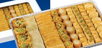 orted terranean pastries 79 pc