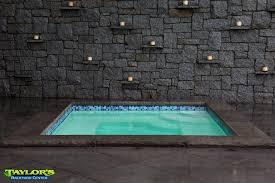 fiberglass inground hot tub