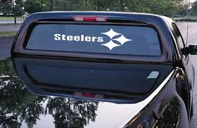 Compatible Pittsburgh Steelers Vinyl Car Truck Decal Window Sticker Pick Size Ebay