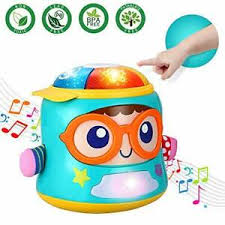 infant toys tumbler soother baby