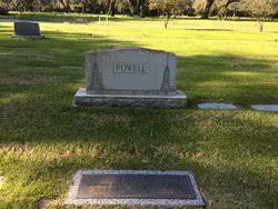 Cornelius Albert Powell (1873-1965) - Find A Grave Memorial