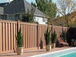 Front Porch Wood Plastic Fence Panels Youtube