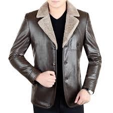 winter new fashion business casua men