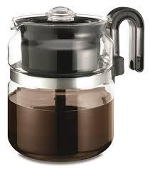 stovetop percolator coffee pot