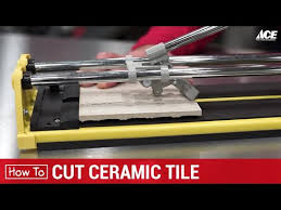 how to cut tile ace hardware you
