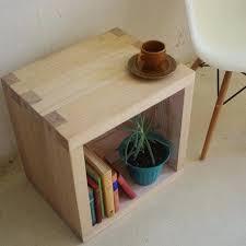 coffee table cubes storage demako info