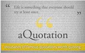 here is a good resource of educational quotes educational