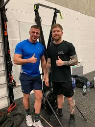 Two gym-fanatics, Greg Crabtree and Adam Harrison, smashed a major  world-record yesterday | The Mail