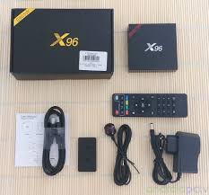 REVIEW: X96 mini a small low-cost TV-Box with Amlogic S905W SoC ...