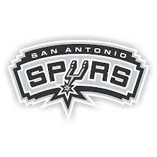 San Antonio Spurs Vinyl Decal Sticker 4 Sizes 1827