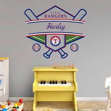 Philadelphia Phillies Logo Wall Decal Mlb Baseball Decor Sport Mural Vinyl Stick